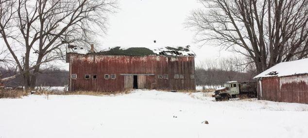 abandon farm HWY 14