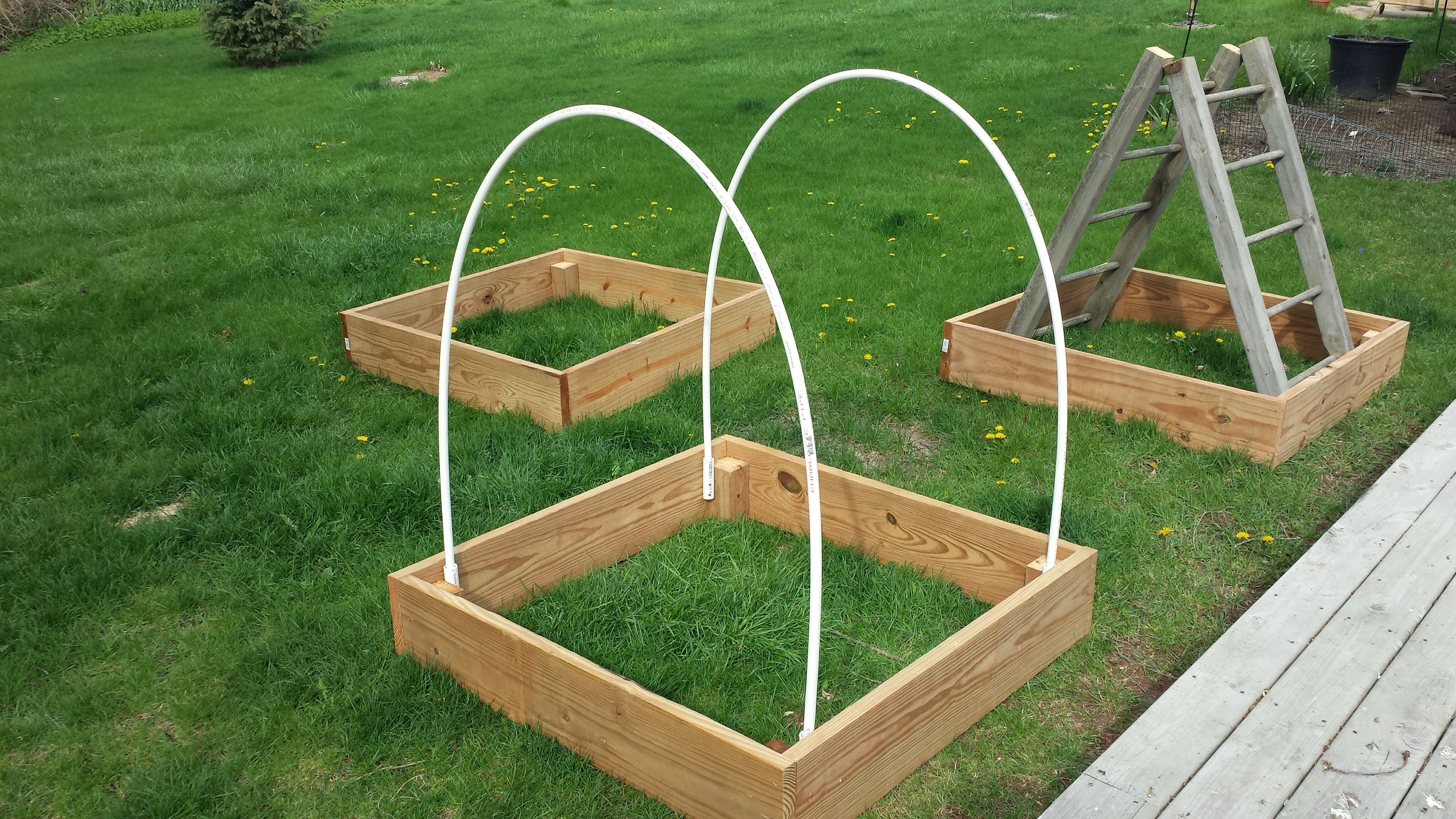 stand bed raised raising garden barrel drums drum and more pin build rain planter barrels