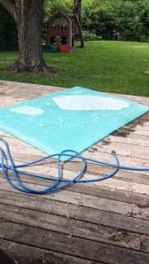 DIY water blob